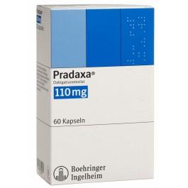 Pradaxa 110mg label image